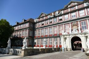 Wolfenbüttel Castle great Architecture