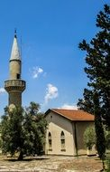 mosque in cyprus