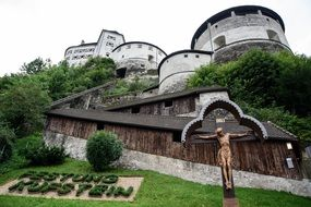Fortress in Tyrol