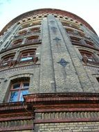 Pankow Water Tower in Berlin