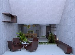 modern living room, Interior, visualization