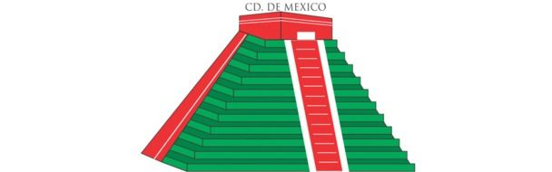 CD De Mexico logo