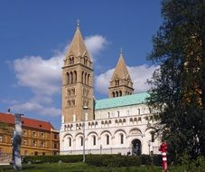 Pécs Five Churches Dom Towers