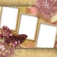 elegant frames for scrapbooking