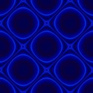 abstract geometric blue pattern