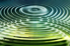 Wave Concentric Waves Circles N3