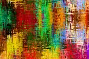 abstract background with colorful texture