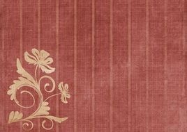 burgundy vintage paper for scrapbooking