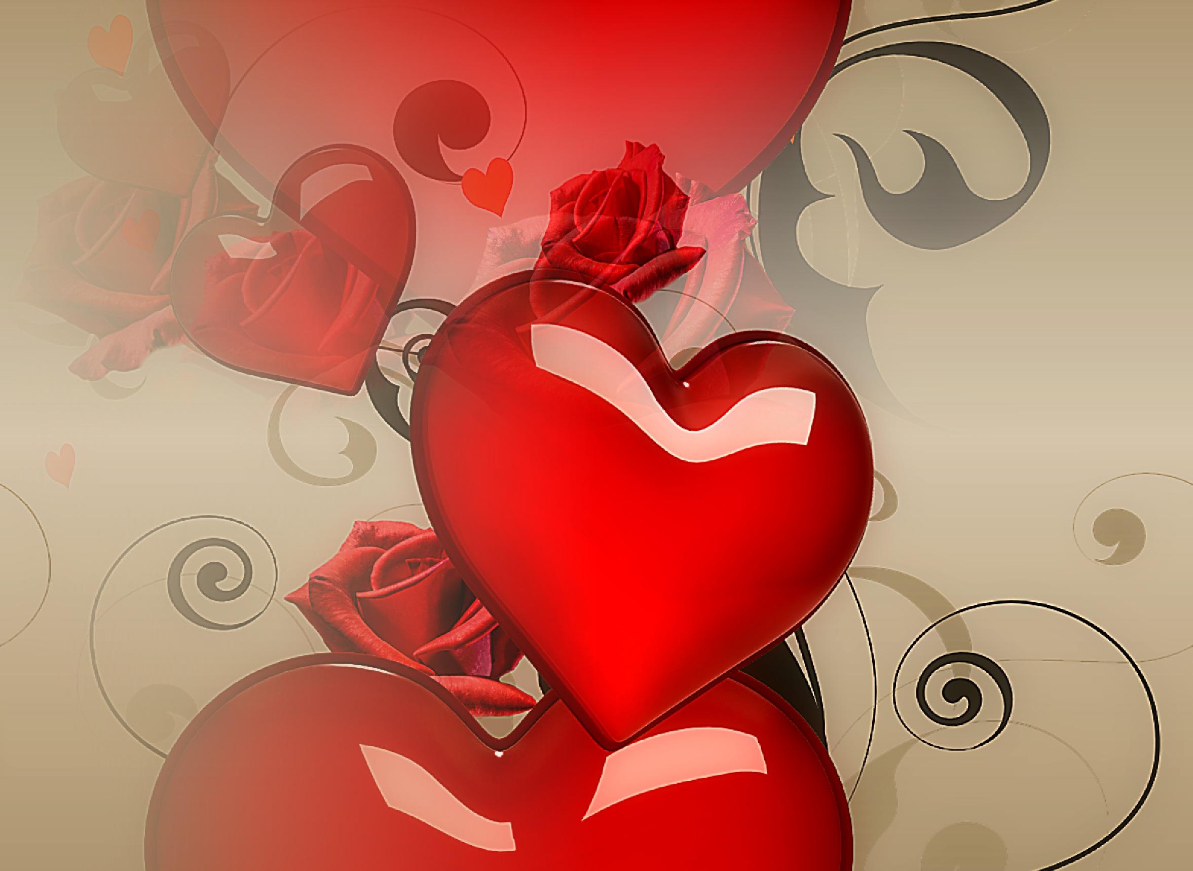 Сердце мое открытка