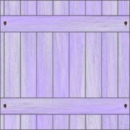 aged lilac wooden fence texture