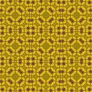 graphic background with yellow brown pattern