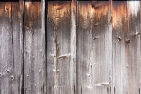 wooden planks on the wall of the barn