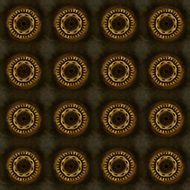 background with yellow brown pattern