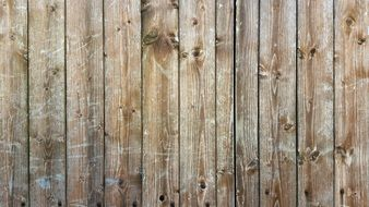 aged wooden wall structure