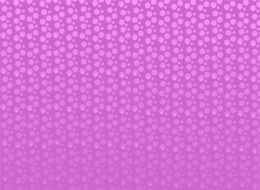 pink background with ornament