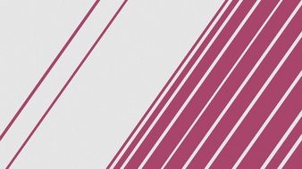 white and magenta striped background