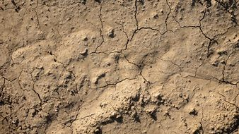 Background Texture Cracks Soil