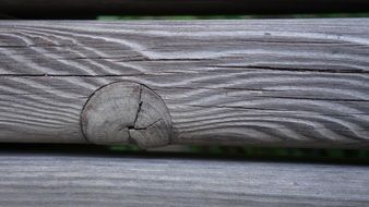 old grey wooden boards