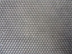 metal rubber structure