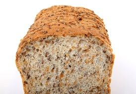 bread with oat