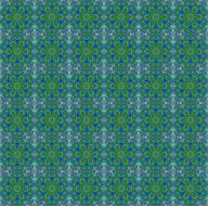 green blue graphic pattern
