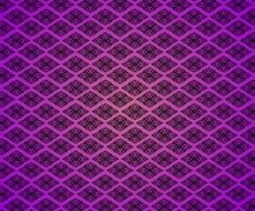 violet wallpaper with metal grid pattern