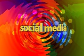 Wave Concentric Social Media N2