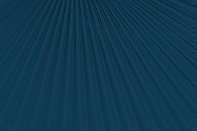 straight lines on blue background
