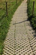 Away Patch Paving Stones Pattern