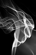 picture of dancing smoke