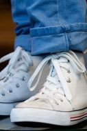 Fashion white Shoes