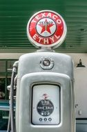 old vintage Gas Pump