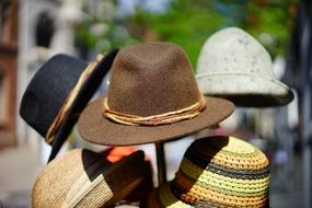hats manufacture