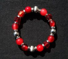 Picture of Red Jewellery