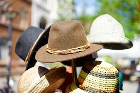 man's hats manufacture