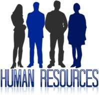 Human Resources poster drawing