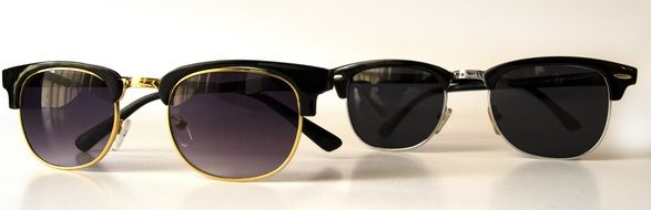two pair of Fashion Ray-ban Sunglasses