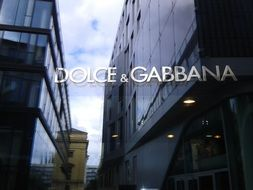dolce gabbana building in munich