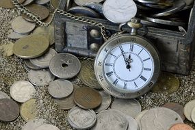 Pocket Watch Time