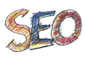 search engine optimization in google chrome