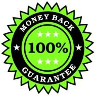 Money Back Guarantee 100 drawing