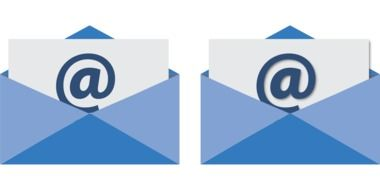 Email message Icon drawing