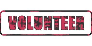 Volunteer sign drawing