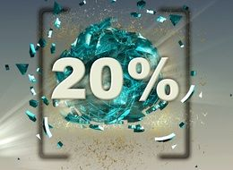 discount button 20%