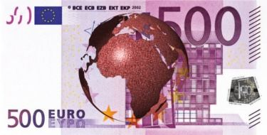 image of purple 50 euro