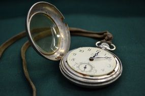 opened pocketwatch