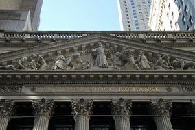 stock exchange in New York