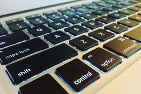 technology laptop Keyboard
