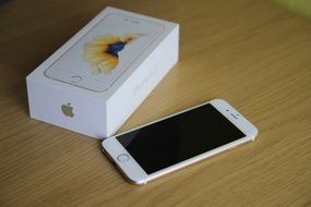 white new iphone 6s