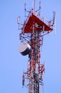 multi-antenna tower